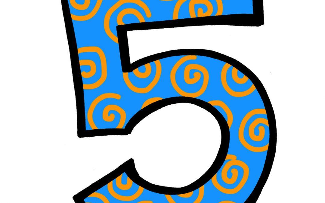 Calendrier de l'avent – 5